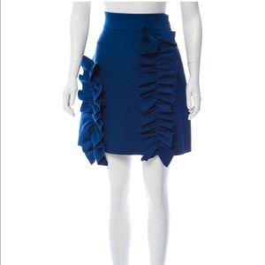 MSGM Ruffle Skirt Size 42 Size 6